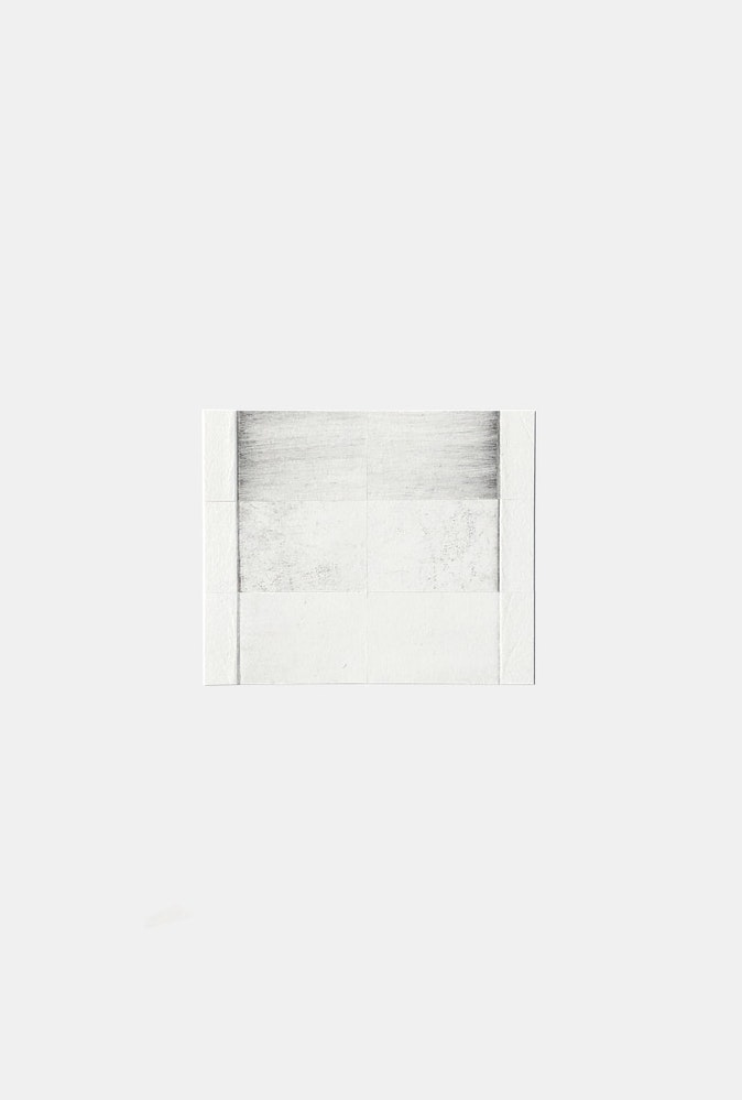 Artwork – untitled (from triptych), 2017