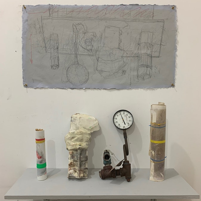 Artwork – Objects in Love and Their Ideal Form, 2019