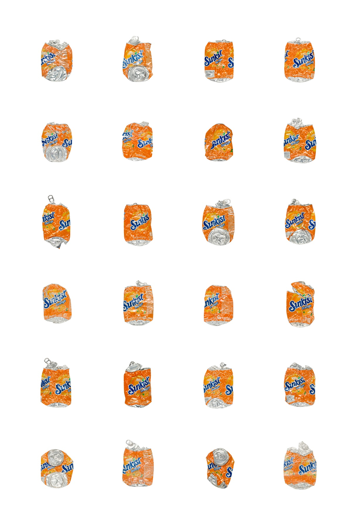 A Case of Sunkist by Charles Cohen