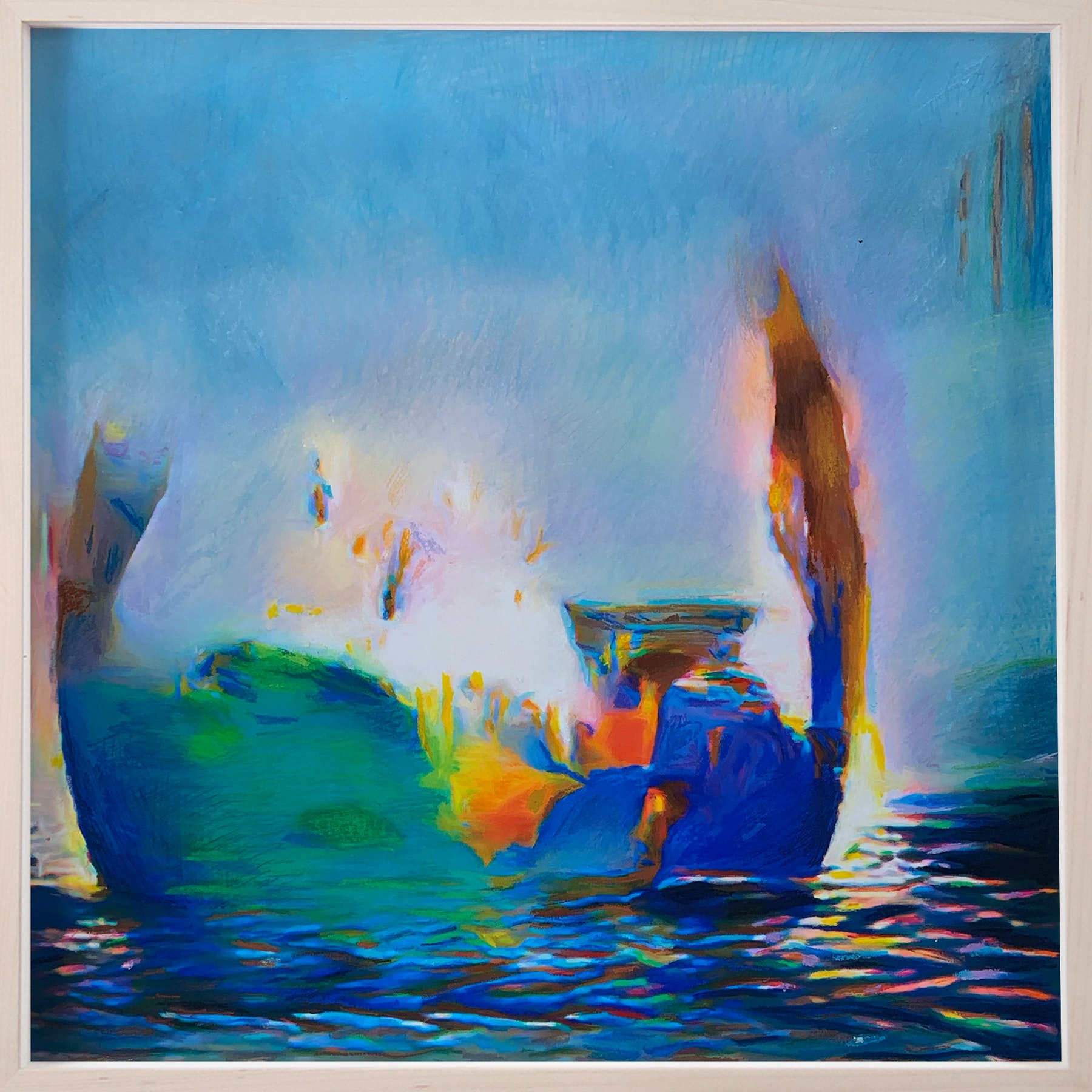 Color Boat by Anne Spalter