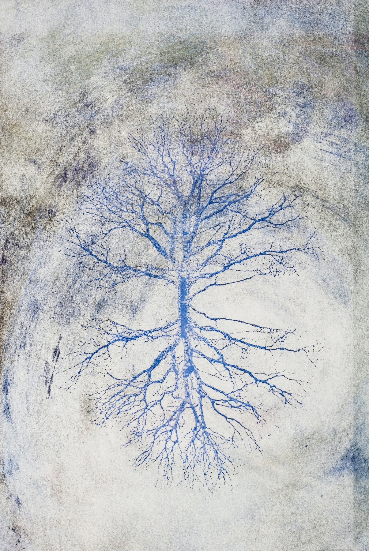 As Above so Below by Angelica Bergamini