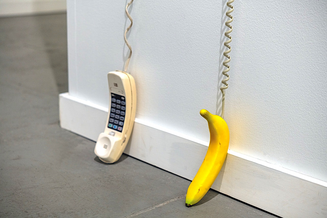 Is that the phone, hun? by Samantha Dominik